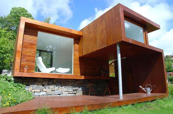 construction maison bois montagne pyrénées orientales