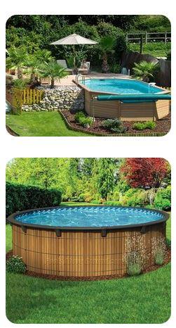 montage piscine bois dans le 11 aude