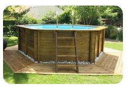 monteur piscine bois pyrénées