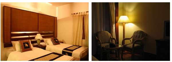 chambres hotel Pollestres