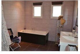 salle de bain hôtel thuir