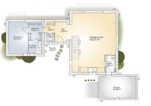 plans villa a vendre thuir 66