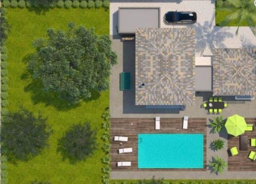 vente villa contemporaine thuir 66